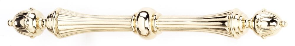 Ornate Pull A6904 - Polished Brass