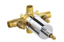 Rough Brass Gerber® Plus Pressure Balance Rough-in Valve With Screwdriver Stops