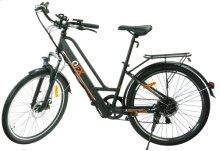 Pedal Assist Electric City Bike