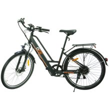 Pedal Assist Electric City Bike