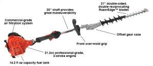 SHC-225S Short Shafted Hedge Trimmer