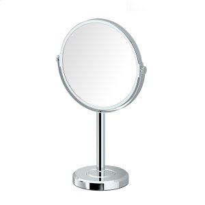 Table Mirror #1 in Chrome Product Image