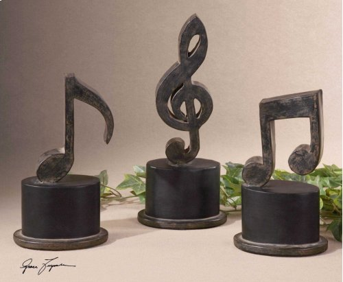 Music Notes, S/3