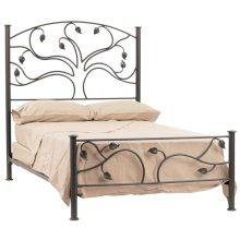 Live Oak Iron Queen Bed