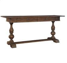 Napa Valley Trestle Sofa Table