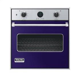 """Cobalt Blue 27"""" Single Electric Premiere Oven - VESO (27"""" Single Electric Premiere Oven)"""