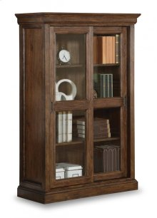 Herald Sliding Door Bookcase
