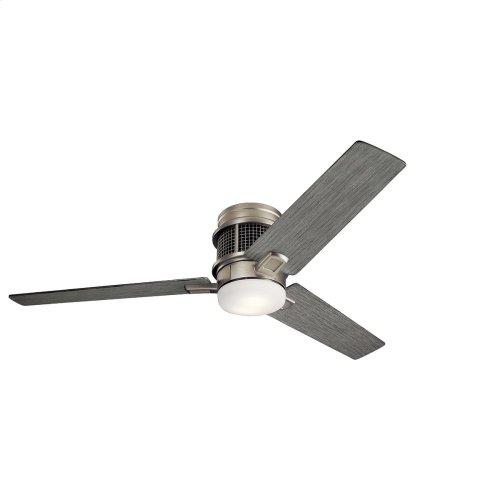 """Chiara LED 52"""" Fan Brushed Nickel"""