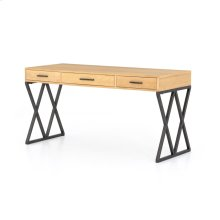 Natural Oak Finish Sampson Desk