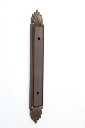 Fiore Backplate A1477-3 - Chocolate Bronze