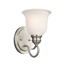 Tanglewood Collection Tanglewood 1 Light Wall Sconce NI