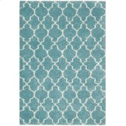 "AMORE AMOR2 AQUA RECTANGLE RUG Available in Sizes:  3'.9""X 5'.9"",  5'.3""X 7'.5"",  7'.8""X 10'.3"" Product Image"