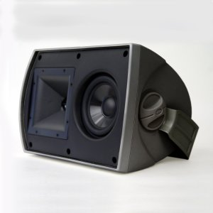 KlipschAW-525 Outdoor Speaker - Black