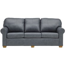 Sofa with Cherry Legs