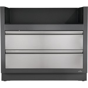 Napoleon GrillsOASIS Under Grill Cabinet for Built-in Prestige PRO 665 , Grey