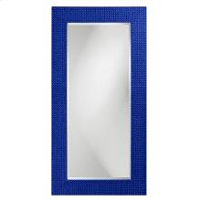 Lancelot Mirror - Glossy Royal Blue