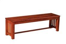 "60"" Wood Bench"