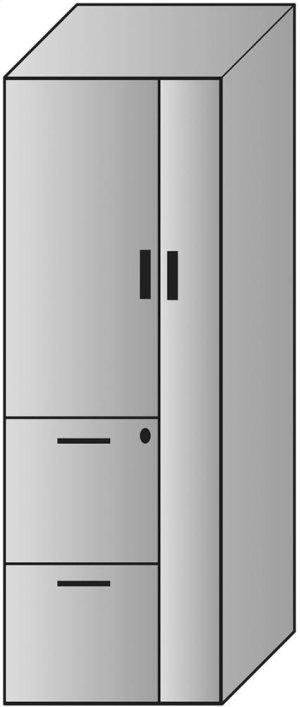 """Napa Storage Cabinet 22.5""""X24""""X65"""""""