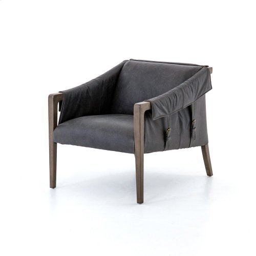 Bauer Leather Chair