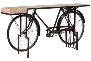 Highway Bicycle Console Table