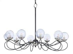 Reverb 10-Light Pendant