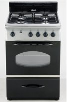 "Model G2405CSS - 24"" Gas Range Product Image"