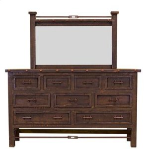 """Dresser : 72"""" x 19"""" x 42"""" Las Piedras Dresser"""