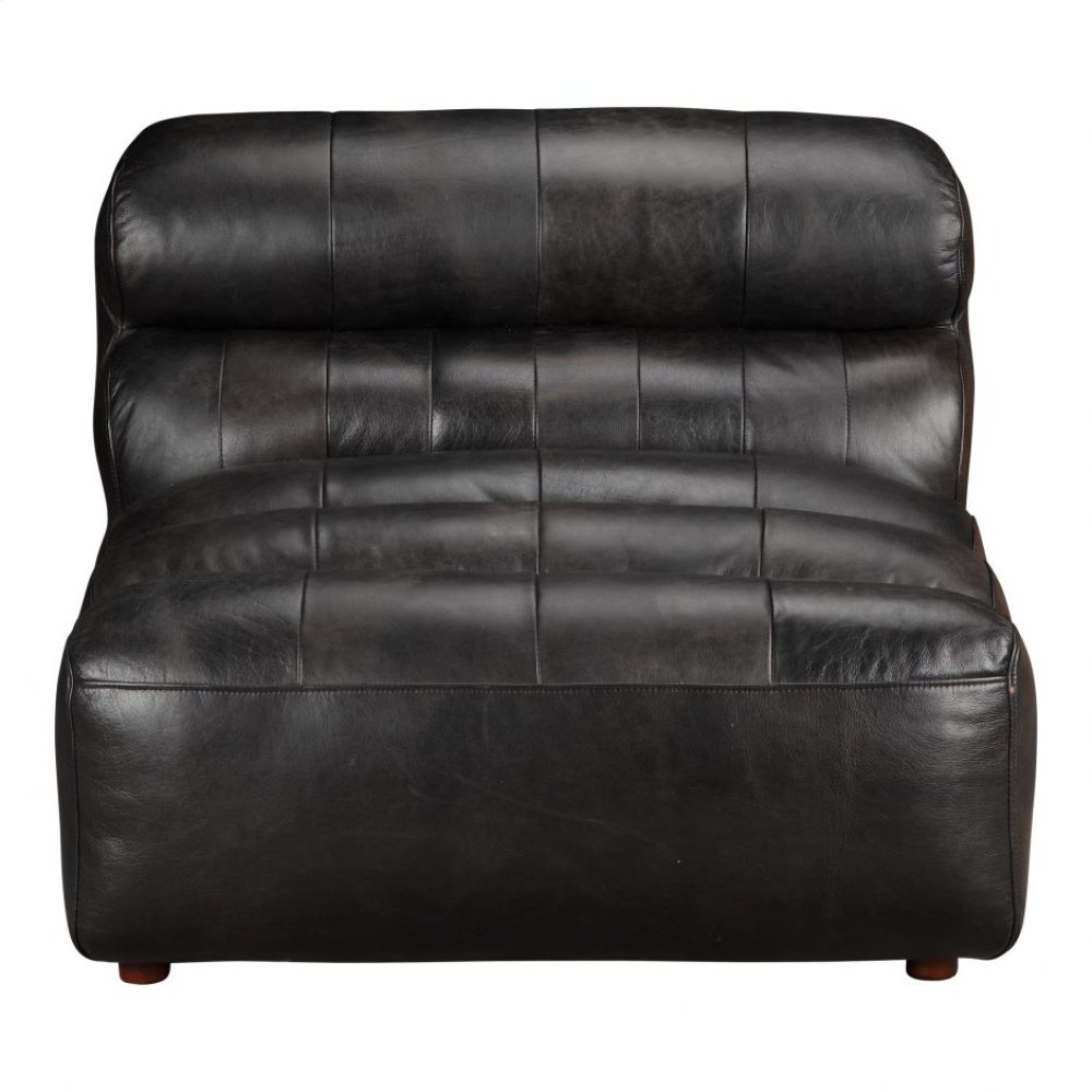Ramsay Leather Slipper Chair
