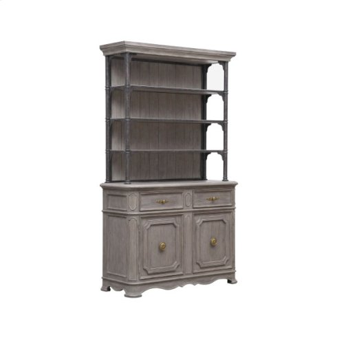 Simply Charming Sideboard (Hutch Only)