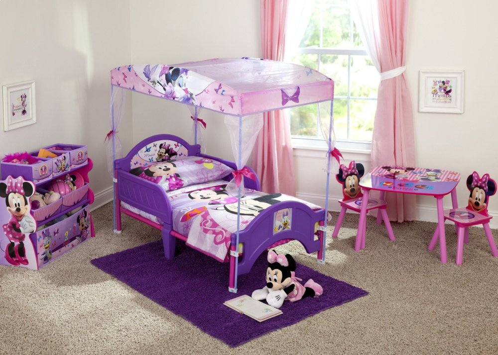 Minnie Mouse Table u0026 Chair Set - Style 1 & TT89444MN1058 in by Delta Children in Warrensburg MO - Minnie Mouse ...