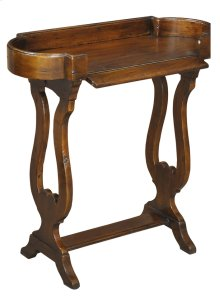 Cabasset Drink Stand, Walnut
