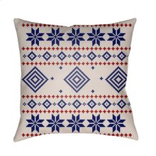 "FAIR ISLE II PLAID-008 18"" x 18"""