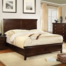 Queen-Size Spruce Bed