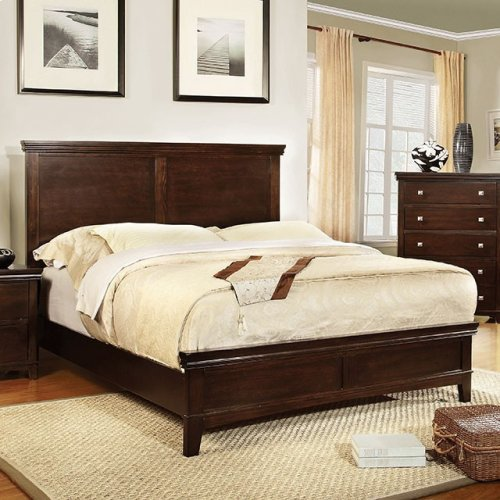 King-Size Spruce Bed