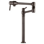 Euro Deck Mount Pot Filler Faucet