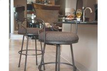 Upholstered Barstool (1/CN)