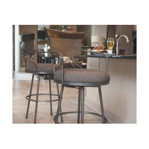 Ashley FurnitureSIGNATURE DESIGN BY ASHLEYUpholstered Barstool (1/CN)