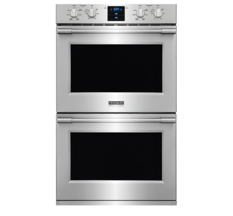30 Double Electric Wall Oven