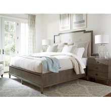 Harmony Queen Bed with Storage - Brown Eyed Girl