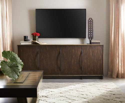 Crafted Entertainment Console