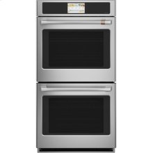"""Café 27"""" Built-In Convection Double Wall Oven"""