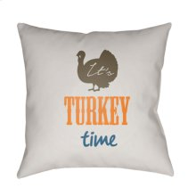 "It's Turkey Time TME-002 18"" x 18"""