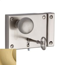 5704 Small Horizontal Rim Lock