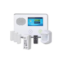 GC2 Go!Control 3-1-1 Security and Home Automation Kit with 3 x Door/Window Contacts, 1 x PIR Motion Detector, 1 x Key Ring Remote and 1 x AC1 Plug