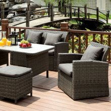 Nashira 6 Pc. Patio Dining Set