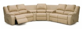 Delaney Reclining Sectional