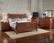 Queen Slat Bed