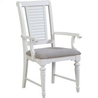 Seabrooke Arm Chair Product Image