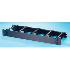 Mighty Mo 6 Horizontal Cable Management Panel