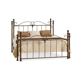 Natasha Regular Full Footboard Bed - King